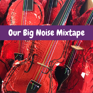 Big Noise in Eight Tracks